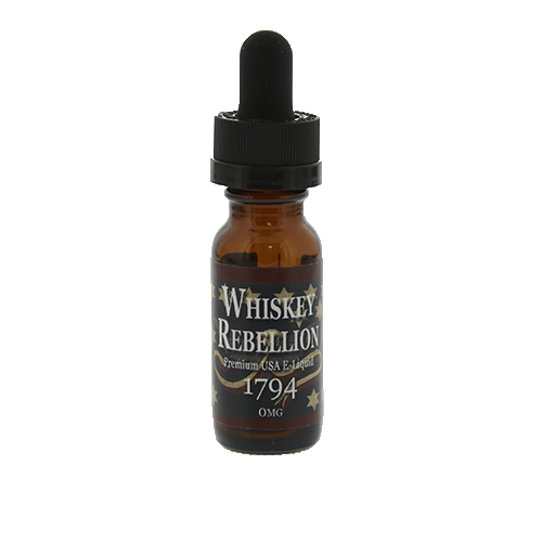 Whiskey Rebellion USA E-Liquid - 1794 - 30ml - Wholesale on the Top Vape Products and eJuices - eJuices.co