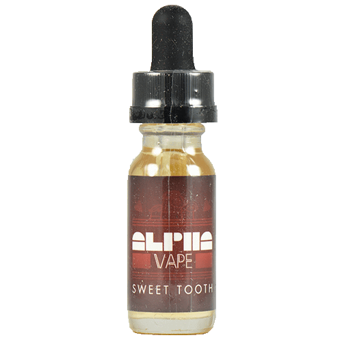 Alpha Vape - Sweet Tooth - 30ml - Wholesale on the Top Vape Products and eJuices - eJuices.co