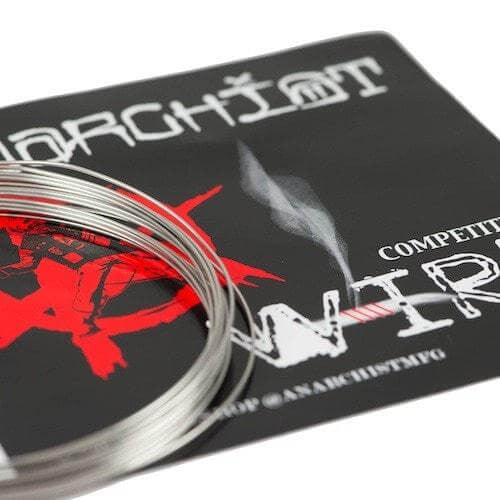 Anarchist - Competition Wire - 22G - Wholesale on the Top Vape Products and eJuices - eJuices.co