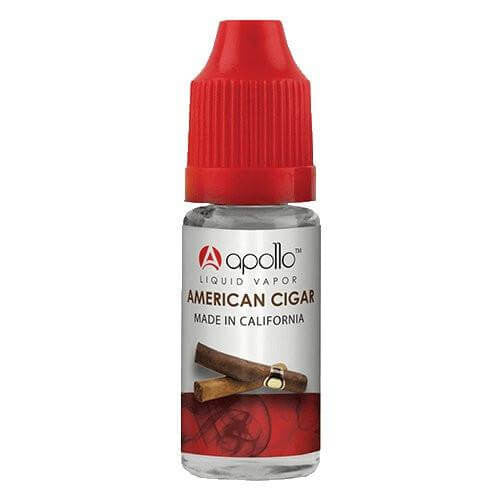 Apollo E-Liquid - American Cigar - 10ml - Wholesale on the Top Vape Products and eJuices - eJuices.co