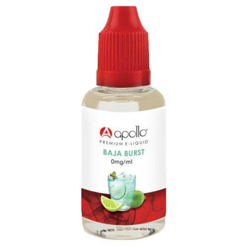 Apollo E-Liquid - Baja Burst - 30ml - Wholesale on the Top Vape Products and eJuices - eJuices.co