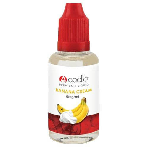 Apollo E-Liquid - Banana Cream - 30ml - Wholesale on the Top Vape Products and eJuices - eJuices.co