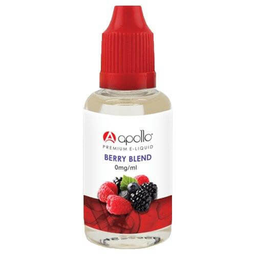 Apollo E-Liquid - Berry Blend - 30ml - Wholesale on the Top Vape Products and eJuices - eJuices.co