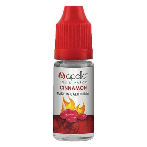 Apollo E-Liquid - Cinnamon - 10ml - Wholesale on the Top Vape Products and eJuices - eJuices.co