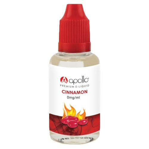 Apollo E-Liquid - Cinnamon - 30ml - Wholesale on the Top Vape Products and eJuices - eJuices.co