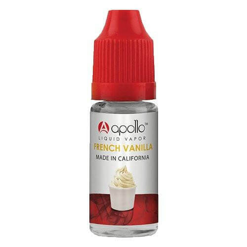 Apollo E-Liquid - French Vanilla - 10ml - Wholesale on the Top Vape Products and eJuices - eJuices.co