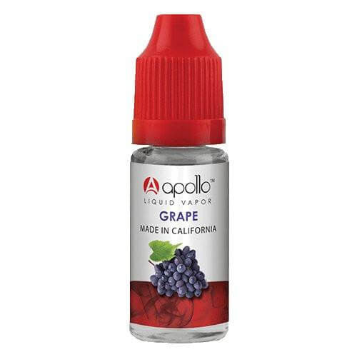 Apollo E-Liquid - Grape - 10ml - Wholesale on the Top Vape Products and eJuices - eJuices.co