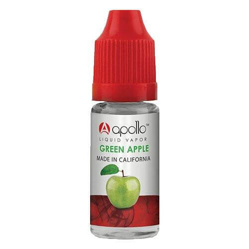 Apollo E-Liquid - Green Apple - 10ml - Wholesale on the Top Vape Products and eJuices - eJuices.co