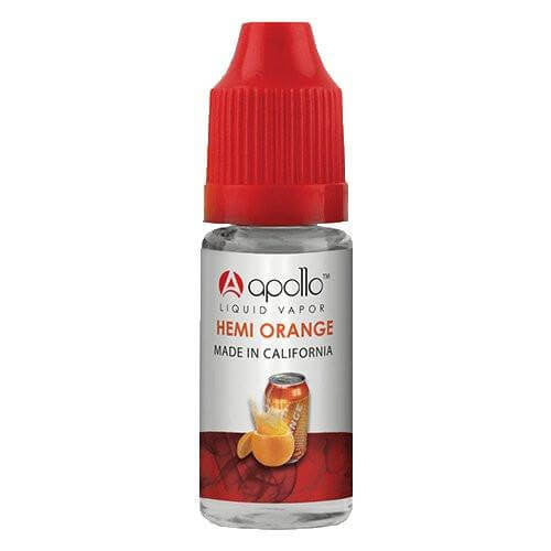 Apollo E-Liquid - Hemi Orange - 10ml - Wholesale on the Top Vape Products and eJuices - eJuices.co