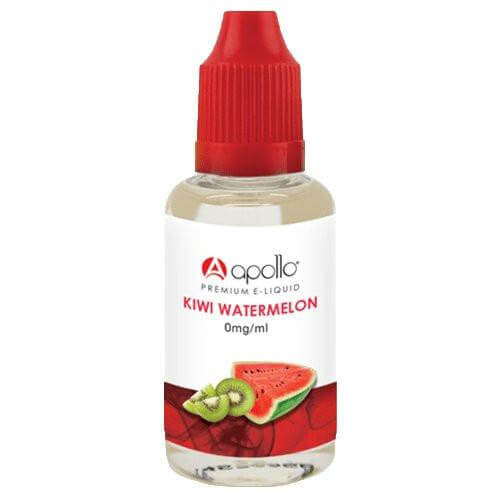 Apollo E-Liquid - Kiwi Watermelon - 30ml - Wholesale on the Top Vape Products and eJuices - eJuices.co
