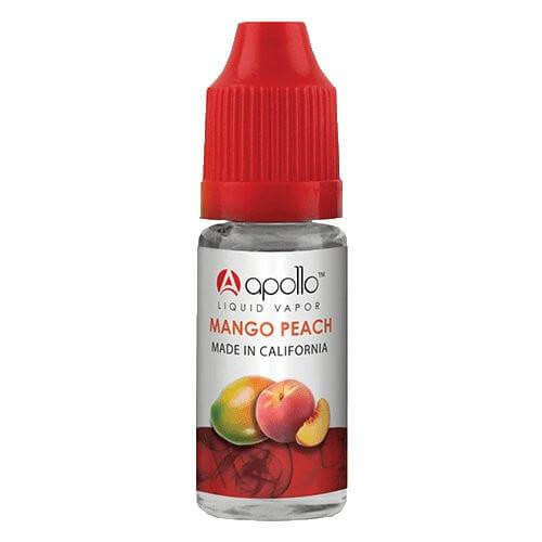 Apollo E-Liquid - Mango Peach - 10ml - Wholesale on the Top Vape Products and eJuices - eJuices.co