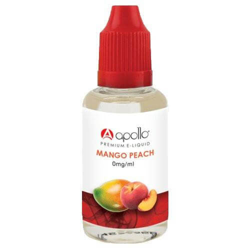 Apollo E-Liquid - Mango Peach - 30ml - Wholesale on the Top Vape Products and eJuices - eJuices.co