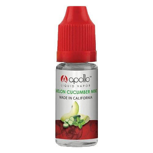 Apollo E-Liquid - Melon Cucumber Mint - 10ml - Wholesale on the Top Vape Products and eJuices - eJuices.co
