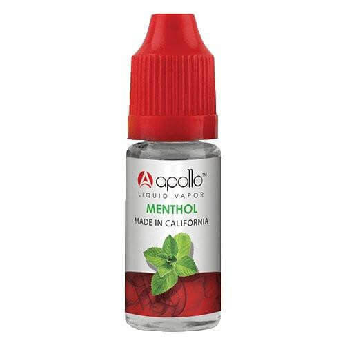 Apollo E-Liquid - Menthol - 10ml - Wholesale on the Top Vape Products and eJuices - eJuices.co