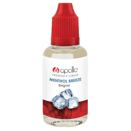 Apollo E-Liquid - Menthol Breeze - 30ml - Wholesale on the Top Vape Products and eJuices - eJuices.co