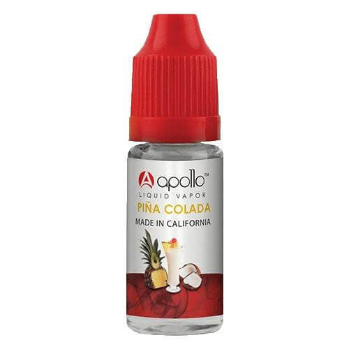 Apollo E-Liquid - Pina Colada - 10ml - Wholesale on the Top Vape Products and eJuices - eJuices.co