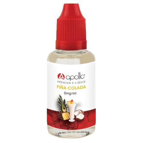 Apollo E-Liquid - Pina Colada - 30ml - Wholesale on the Top Vape Products and eJuices - eJuices.co