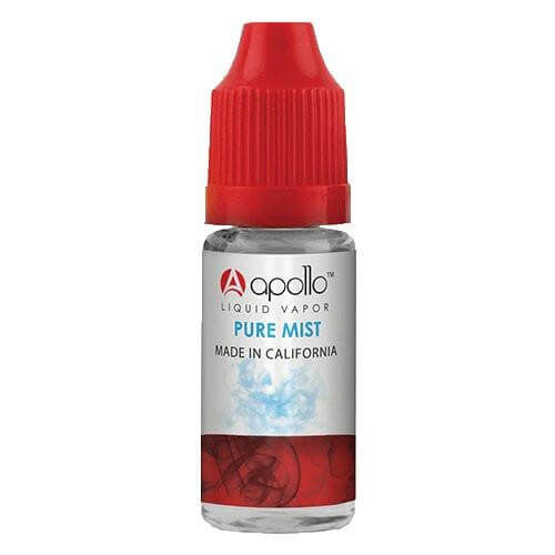 Apollo E-Liquid - Pure Mist - 10ml - Wholesale on the Top Vape Products and eJuices - eJuices.co