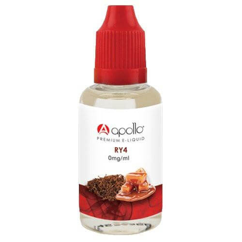 Apollo E-Liquid - RY4 - 30ml - Wholesale on the Top Vape Products and eJuices - eJuices.co