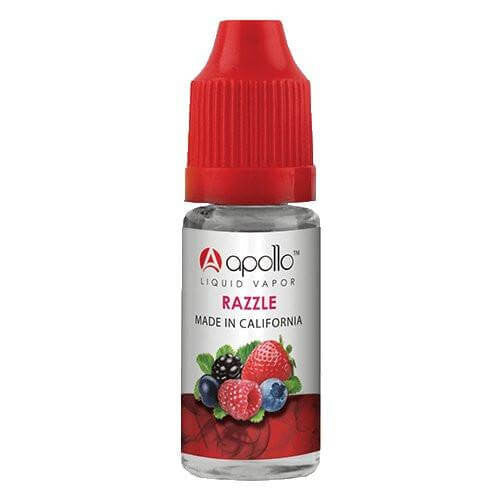 Apollo E-Liquid - Razzle - 10ml - Wholesale on the Top Vape Products and eJuices - eJuices.co