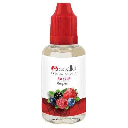 Apollo E-Liquid - Razzle - 30ml - Wholesale on the Top Vape Products and eJuices - eJuices.co