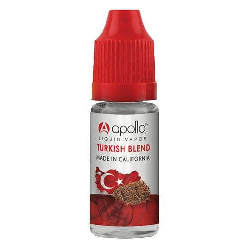 Apollo E-Liquid - Turkish Blend - 10ml - Wholesale on the Top Vape Products and eJuices - eJuices.co