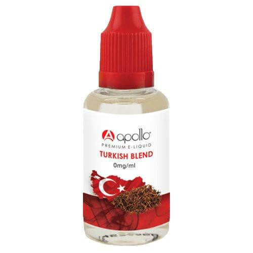 Apollo E-Liquid - Turkish Blend - 30ml - Wholesale on the Top Vape Products and eJuices - eJuices.co