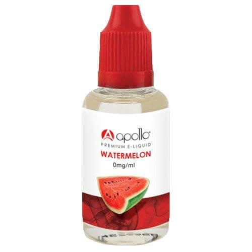 Apollo E-Liquid - Watermelon - 30ml - Wholesale on the Top Vape Products and eJuices - eJuices.co