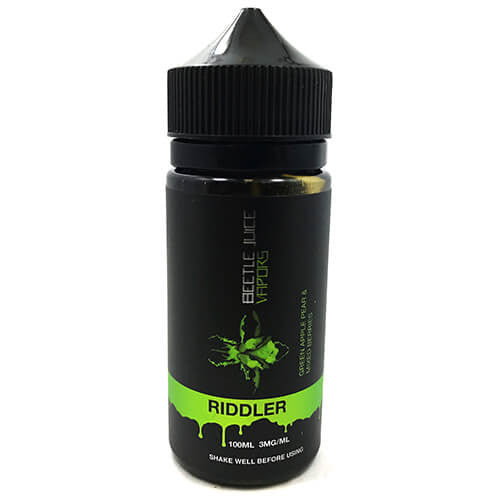 Beetle Juice Vapors - Riddler - 100ml - 100ml / 3mg