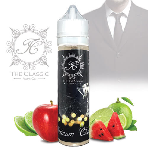 Black Label by Vape Craft - Platinum Chalice - 60ml - 60ml / 12mg