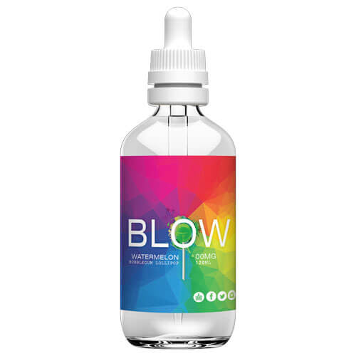 Blow Vape Juice - Watermelon - 120ml - 120ml / 0mg