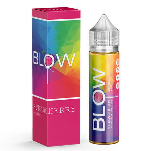 Blow Vape Juice - Strawcherry - 60ml - 60ml / 0mg