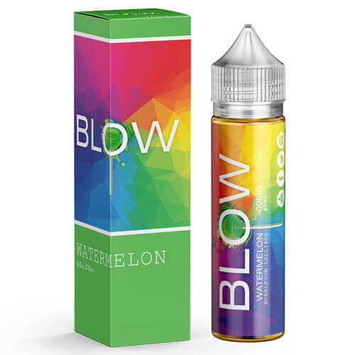 Blow Vape Juice - Watermelon - 60ml - 60ml / 0mg