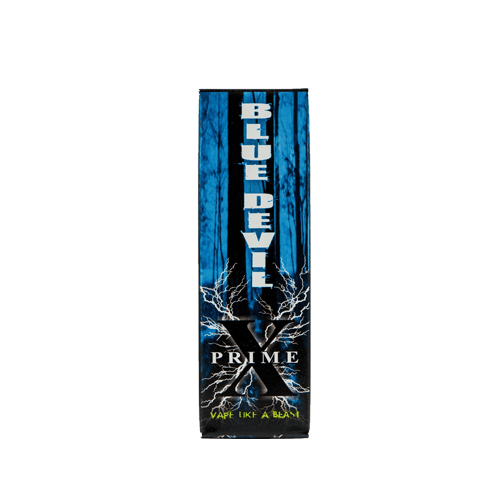 Prime X E-Liquid - Blue Devil - 120ml - 120ml / 12mg