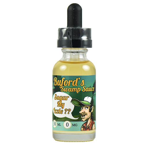 Buford's Swamp Sauce - Sugar My Izzle ?? - 30ml - 30ml / 6mg