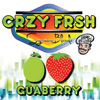 "CRZY FRSH ""Signature Blends"" by Vape D-Lites - Guaberry - 60ml - Wholesale on the Top Vape and eJuices - eJuices.co"