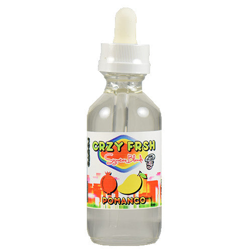CRZY FRSH Signature Blends by Vape D-Lites - Pomango - 60ml - Wholesale on the Top Vape and eJuices - eJuices.co