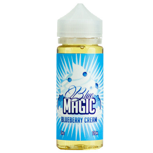 Carter Elixirs - Blue Magic - 120ml - 120ml / 0mg