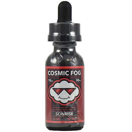 Cosmic Fog Vapors - Sonrise - 30ml - Wholesale on the Top Vape Products and eJuices - eJuices.co