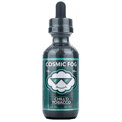 Cosmic Fog Vapors - Chill'd Tobacco - 30ml - Wholesale on the Top Vape and eJuices - eJuices.co