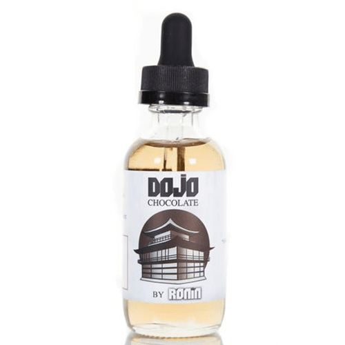 DOJO by Ronin Vape Co. - Chocolate Dojo - 60ml - 60ml / 0mg