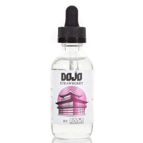 DOJO by Ronin Vape Co. - Strawberry Dojo - 60ml - Wholesale on the Top Vape and eJuices - eJuices.co