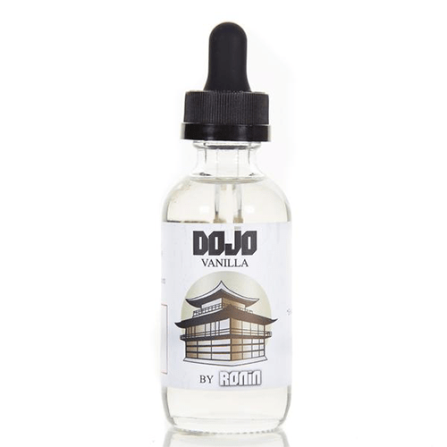 DOJO by Ronin Vape Co. - Vanilla Dojo - 60ml - Wholesale on the Top Vape Products and eJuices - eJuices.co