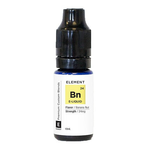 Element eLiquid Traditionals - Banana Nut - 10ml - Wholesale on the Top Vape Products and eJuices - eJuices.co