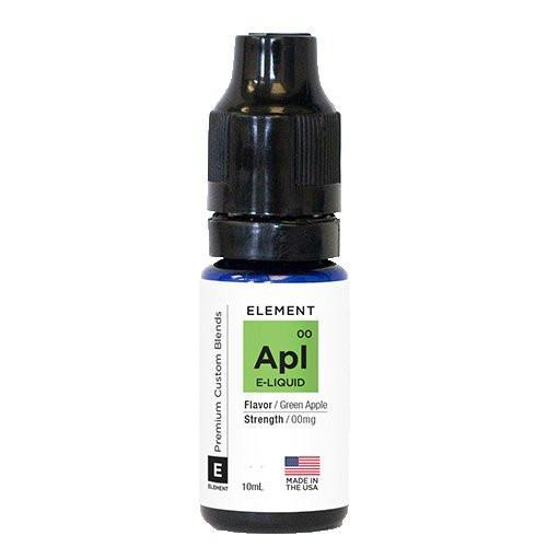 Element eLiquid Traditionals - Green Apple - 20ml - Wholesale on the Top Vape Products and eJuices - eJuices.co