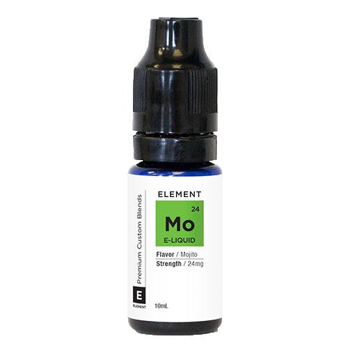 Element eLiquid Traditionals - Mojito - 10ml - Wholesale on the Top Vape Products and eJuices - eJuices.co