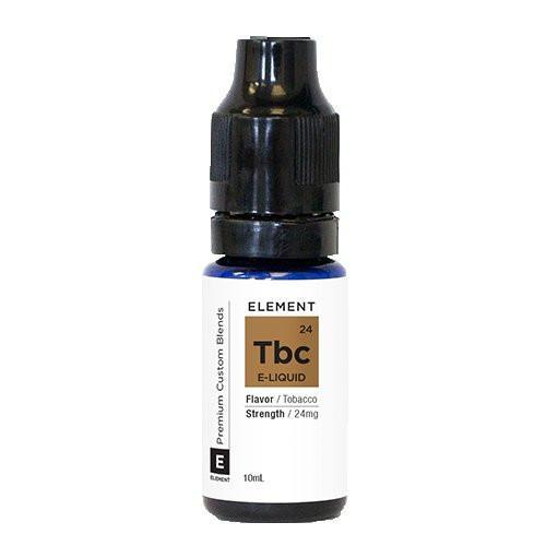 Element eLiquid Traditionals - Tobacco - 20ml - Wholesale on the Top Vape Products and eJuices - eJuices.co