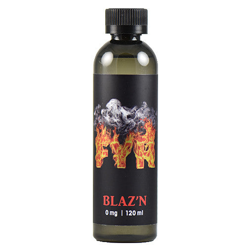 FYR E-Liquid - BLAZ'N - 120ml - Wholesale on the Top Vape Products and eJuices - eJuices.co
