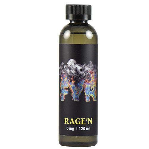 FYR E-Liquid - RAGE'N - 120ml - Wholesale on the Top Vape and eJuices - eJuices.co