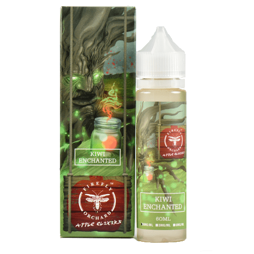 Firefly Orchard eJuice - Apple Elixirs - Kiwi Enchanted - 60ml - Wholesale on the Top Vape Products and eJuices - eJuices.co